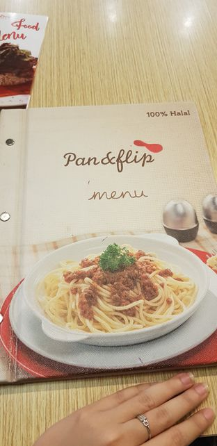 Foto 1 - Menu di Pan & Flip oleh Meri @kamuskenyang