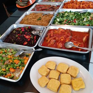 Foto 3 - Makanan di Nasi Jamblang Asli Khas Cirebon oleh Kuliner Limited Edition