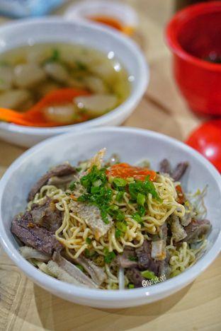 Foto 1 - Makanan di Bakmi Daging Sapi & Babat 69 oleh Nanakoot