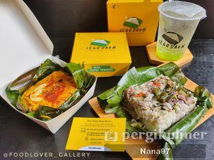 Foto 1 - Makanan di Sego Daun oleh Nana (IG: @foodlover_gallery)