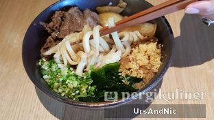 Foto 4 - Makanan(Sweet shoyu udon white) di Slap Noodles oleh UrsAndNic