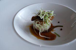 Foto 2 - Makanan(Foie Gras Steak & Yaki Onigiri) di Enmaru oleh Pengembara Rasa