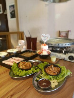 Foto 1 - Makanan di Fat Oppa oleh Kuliner Addict Bandung