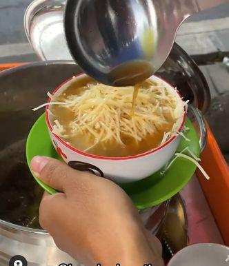 Foto Makanan di Kembang Tahu & Susu Jahe Merah Naomi