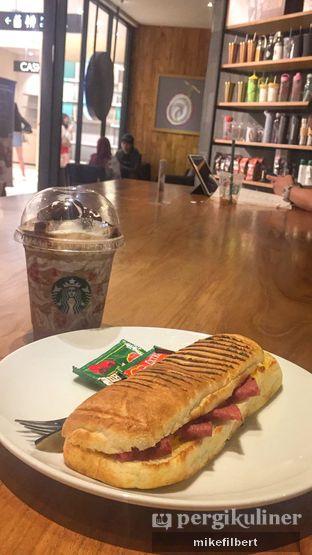 Foto 2 - Makanan di Starbucks Coffee oleh MiloFooDiary | @milofoodiary