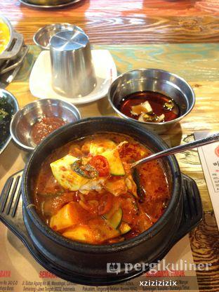 Foto 6 - Makanan(Soondubu Jiggae) di Magal Korean BBQ oleh zizi