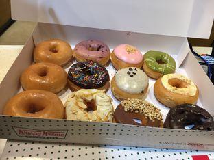 Foto 2 - Makanan di Krispy Kreme Cafe oleh Yohanacandra (@kulinerkapandiet)