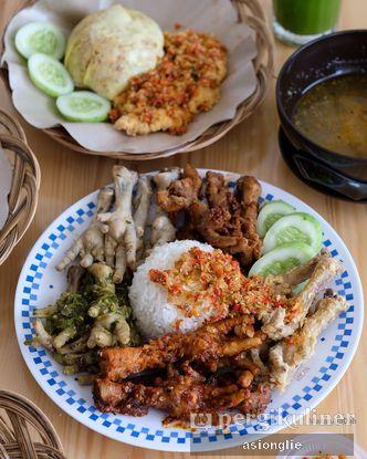 Foto Makanan di Ceker Monyong