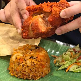 Foto 25 - Makanan(Nasi Biruani Ayam Goreng Biryani) di Ah Mei Cafe oleh Levina JV (IG : levina_eat )