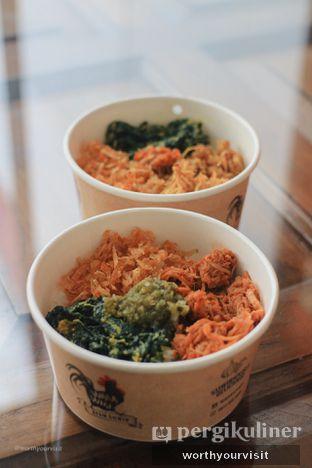 Foto 1 - Makanan di Ayam Suwir Wara Wiri oleh Kintan & Revy @worthyourvisit