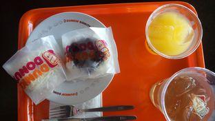 Foto 1 - Makanan di Dunkin' Donuts oleh ganang bagus