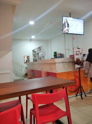 Foto review Burger Lumer oleh yuandika putri  2