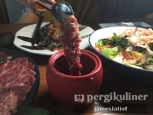 Foto review WAKI Japanese BBQ Dining oleh James Latief 7