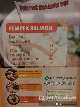 Foto 11 - Menu di Pempek Salmon PIK oleh Tirta Lie