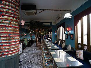 Foto 1 - Interior di Warung Turki oleh IG: FOODIOZ