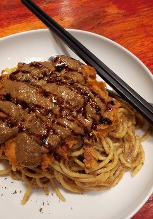 Foto 1 - Makanan(Spaghetti Bumbu Sate) di Waroeng Western oleh maysfood journal.blogspot.com Maygreen