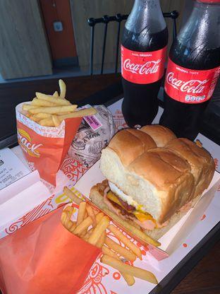 Foto 1 - Makanan di Smack Burger oleh Yepsa Yunika