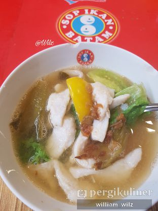 Foto 1 - Makanan di Sop Ikan Batam oleh William Wilz