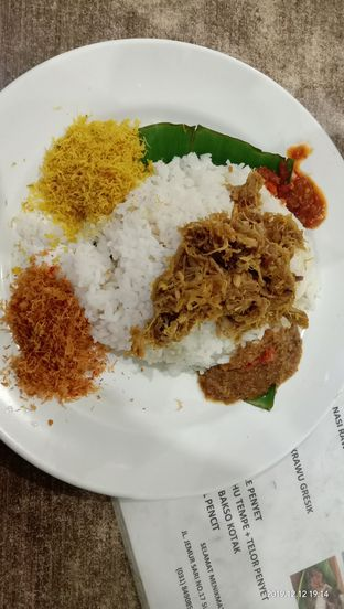 Foto 2 - Makanan di Depot H. Wachid Hasyim II oleh Cindy Anfa'u