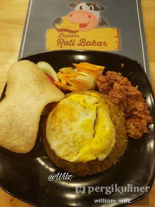 Foto 3 - Makanan di Dapoer Roti Bakar oleh William Wilz