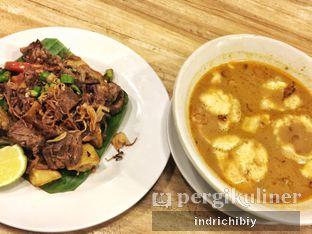 Foto 5 - Makanan(Soto Betawi Daging Oseng) di Gerobak Betawi oleh Indriani Kartanadi