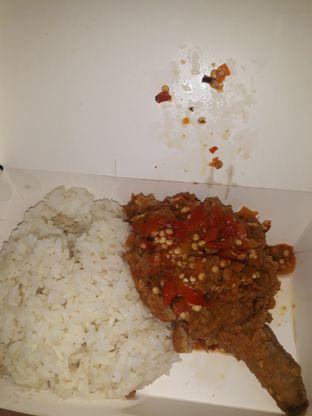 Foto 2 - Makanan di Geprek Gold Chick oleh Mouthgasm.jkt