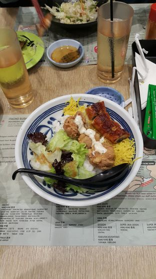 Foto 1 - Makanan di Itacho Sushi oleh Edwin Lim (IG : @edwinlim_97)