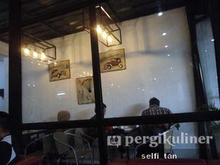Foto 7 - Interior di Saint Ali Sadjili Coffee oleh Selfi Tan