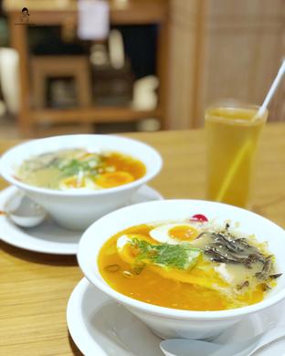 Foto 1 - Makanan di Hakata Ikkousha oleh Marisa Aryani