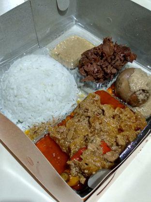 Foto 2 - Makanan di Gudeg Sagan oleh Ika Nurhayati
