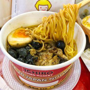 Foto review Universal Noodle Ichiro Ramen Market oleh Lydia Adisuwignjo 2