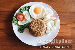 Foto 2 - Makanan(nasi goreng ayam) di Tapao oleh Melody Utomo Putri