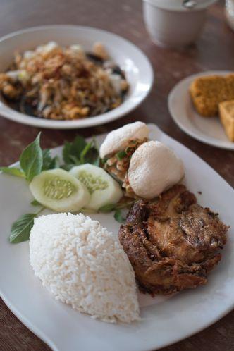 Foto Makanan di Ayam Presto Nita
