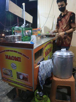 Foto review Kembang Tahu & Susu Jahe Merah Naomi oleh Levina JV (IG : @levina_eat & @levinajv) 9