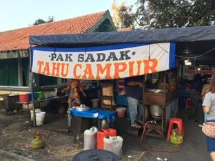 Foto review Pak Sadak Tahu Campur Lamongan oleh Fensi Safan 5
