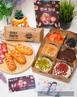 Foto review Donuthing oleh Tiny HSW. IG : @tinyfoodjournal 4