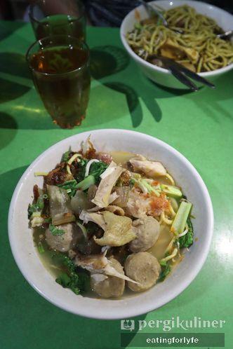 Foto Makanan di Mie Kocok Mawar Bogor