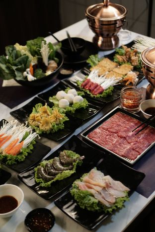 Foto 2 - Makanan di The Royal Pot oleh @Sibungbung