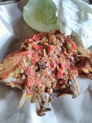 Foto review Ayam Gepuk Pak Gembus oleh Nurul Fitriya 4
