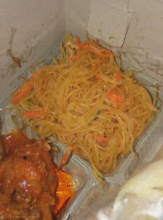 Foto Makanan di Warteg Gang Mangga