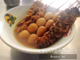 Foto 1 - Makanan di Soto Ayam & Ayam Goreng Bangkong oleh Fransiscus