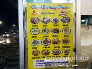 Foto review Mie Keriting Mody oleh Kuliner Sama Agam 4