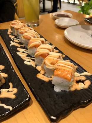 Foto review Sushi Hiro oleh Samuel Jozephus R 1