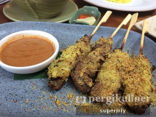 Foto 8 - Makanan(sate klopo daging wagyu) di Botanika oleh @supeririy