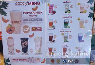 Foto 4 - Menu(Foto menu diambil pada April 2021) di Papay oleh Velvel