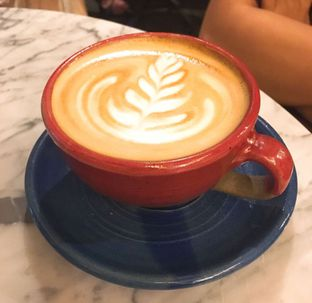 Foto review Lucky Cat Coffee & Kitchen oleh shida aruya 3