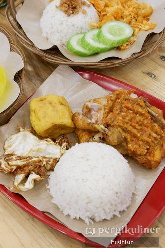 Foto Makanan di Ayam Gepuk Bu Ros