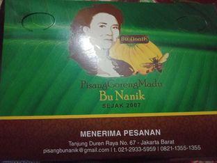 Foto 4 - Makanan di Pisang Goreng Madu Bu Nanik oleh Review Dika & Opik (@go2dika)