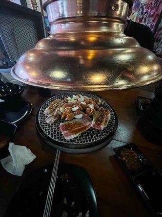 Foto Makanan di Oharang BBQ