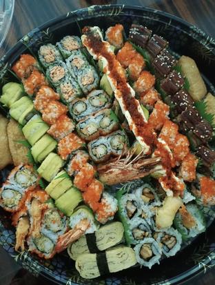 Foto 2 - Makanan di Sushi Tei oleh @eatfoodtravel